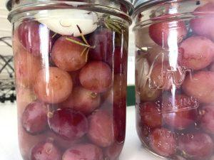 ترشی انگور