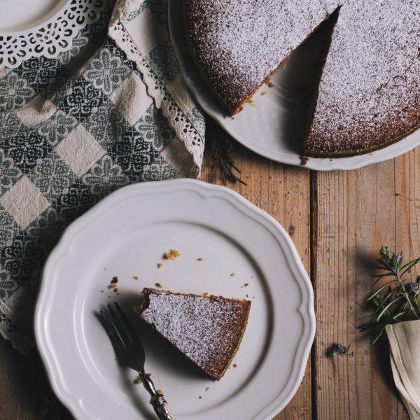 کیک شیره انگور