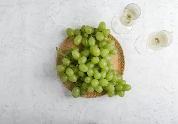 خواص انگور سبز