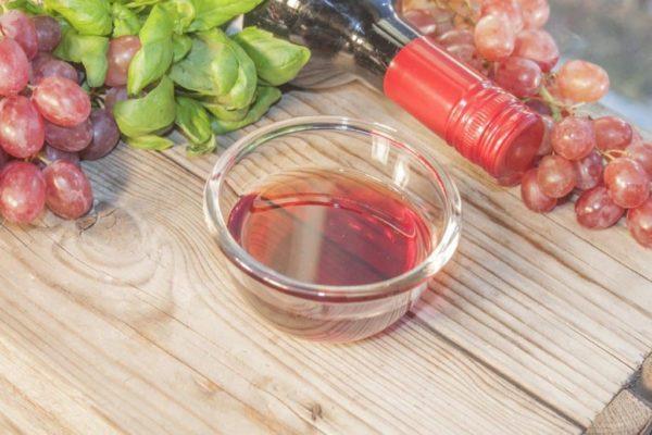 سرکه شراب قرمز